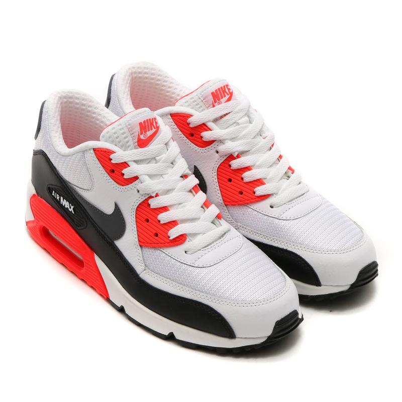 "sale retailer a28cd 4d152 ... Nike Sportswear to introduce Air Max 90 Essential ""Bright Crimson""  edition – YoMZansi ..."